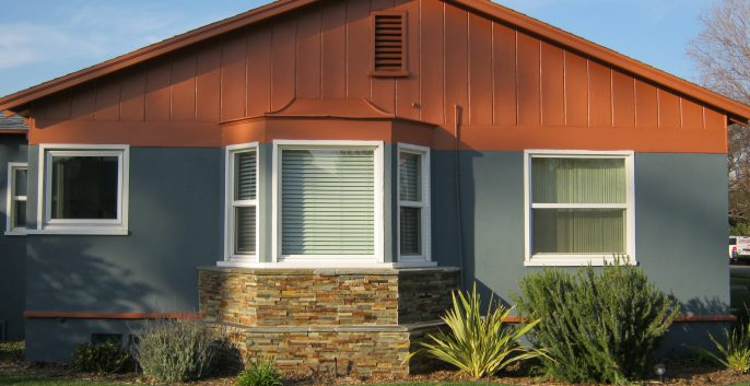 Exterior house painting by CertaPro house painters in Studio City, CA