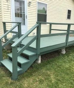 CertaPro Painters - Deck Staining in Albany, NY