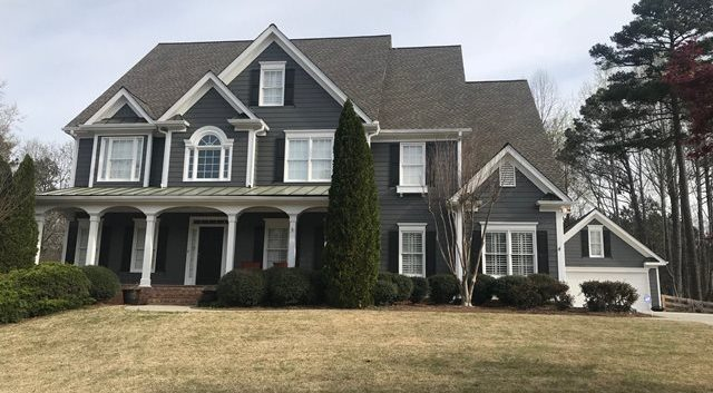 exterior painters in kennesaw ga