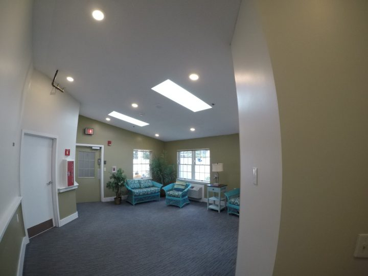 Long-term Healthcare Center Interior Painting