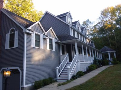 Exterior House Painting in North Andover, MA - CertaPro Painters