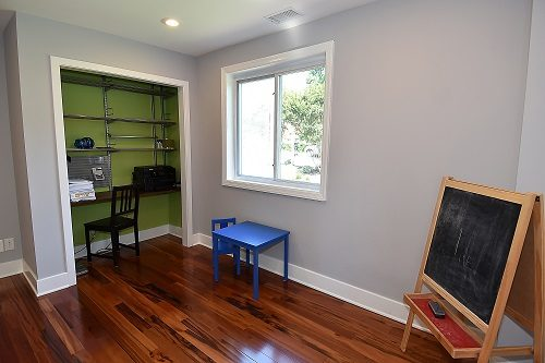 Interior painting by CertaPro house painters in Arlington, VA