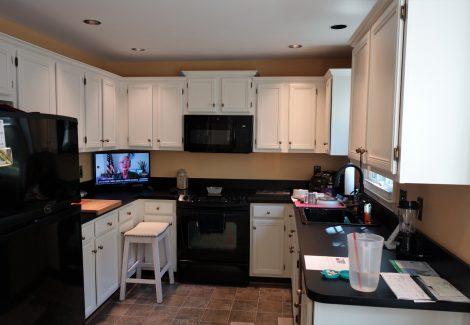 Kitchen Cabinet Painters in Arlington