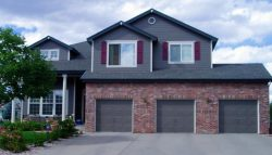 Exterior painting by CertaPro house painters in Edgewater, CO