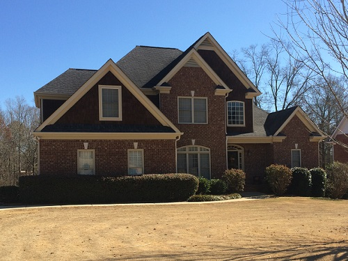 Exterior house painting by CertaPro painters in Oconee County