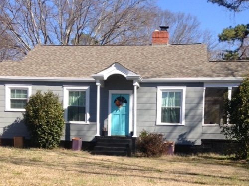 Exterior house painting by CertaPro painters in Athens - Clarke County