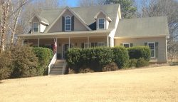 Exterior painting by CertaPro house painters in Jackson County