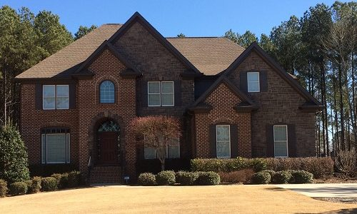 Exterior painting by CertaPro house painters in Oconee County