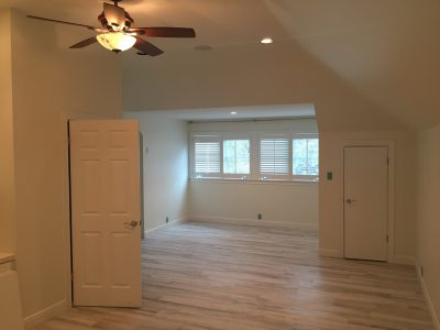 Interior bedroom painting by CertaPro house painters in Austin, TX