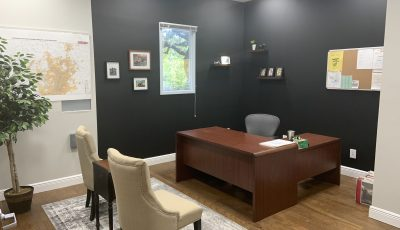 Office Painting Project