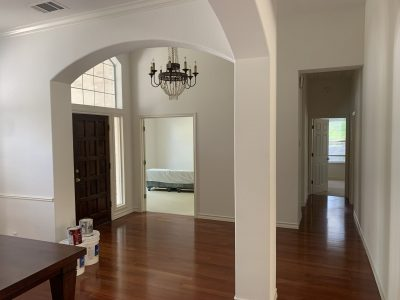 interior painting project austin tx