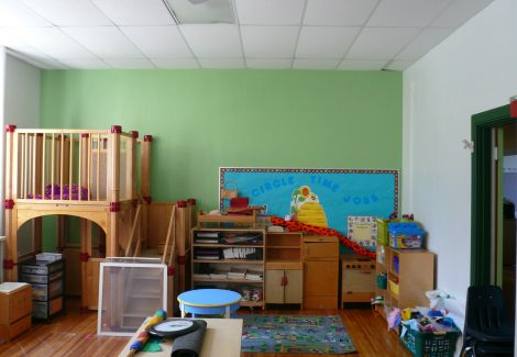 Educational Facility - Classroom Painting