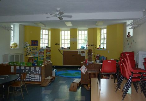 Educational Facility - Classroom Interior Painting