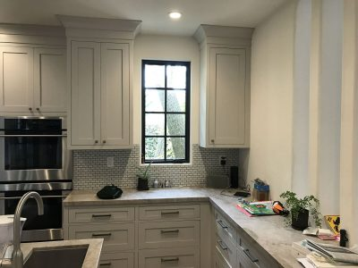 Interior kitchen painting by CertaPro house painters in Oakland, CA