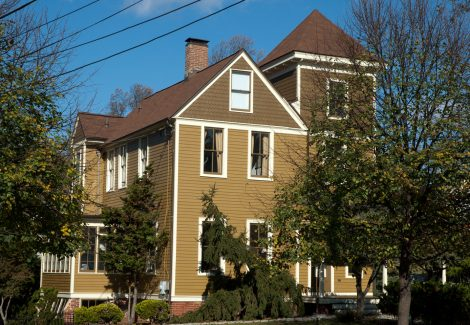 Exterior house painting - Silver Spring