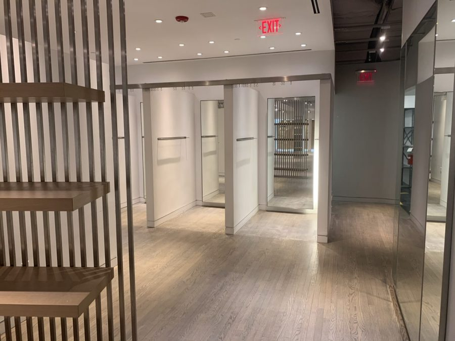 Interior Retail Commercial Painting Preview Image 1