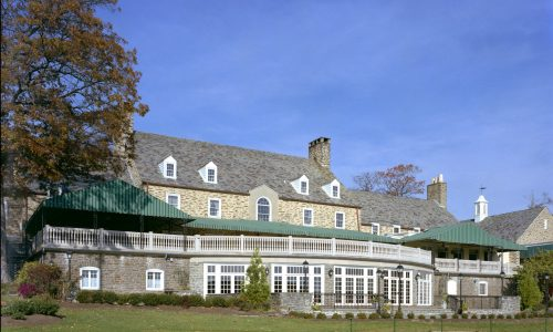 Country Club Exterior Painting