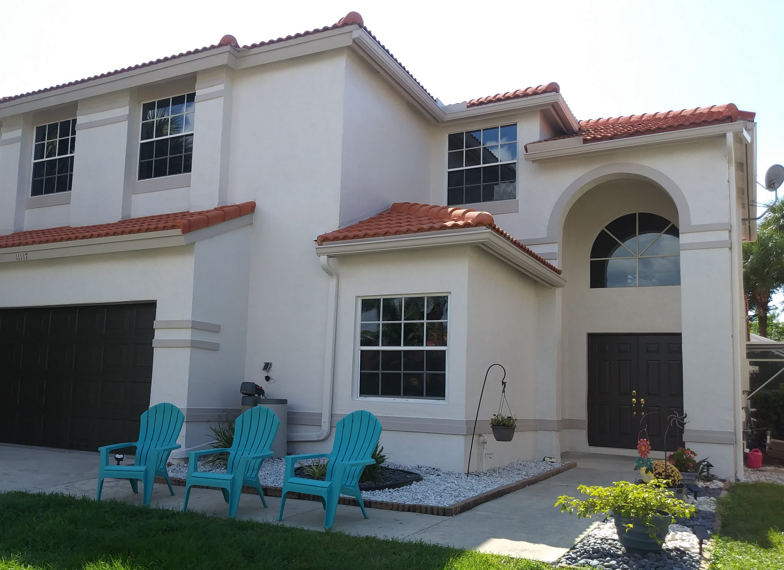 Residential Exterior Painting Project After