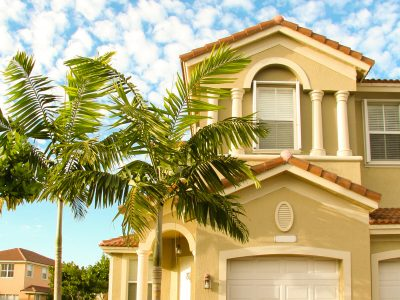 exterior house painting in highland beach