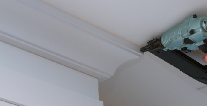 Check out our Interior Carpentry and Molding Installation Services