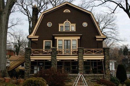 House & Deck - Milton, MA