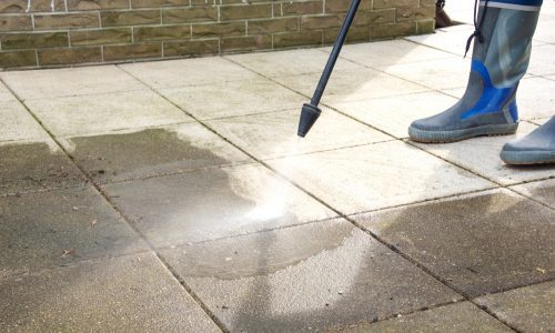 Power Washing Services in Boston, MA