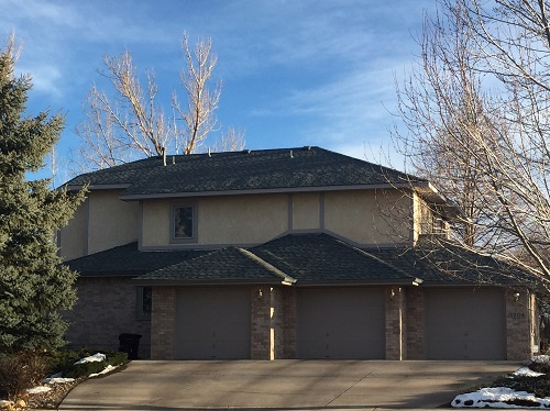 Exterior house painting by CertaPro painters in Boulder, CO