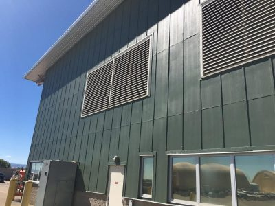 Commercial exterior painting by CertaPro painters in Boulder County, CO