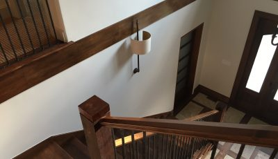 Interior painting by CertaPro house painters in Dacono, CO