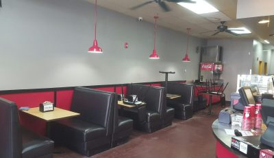 Commercial Restaurant Painting by CertaPro Painters in Boulder, CO