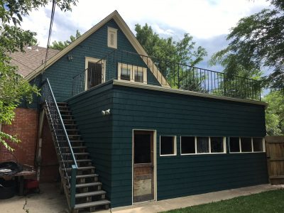 Exterior Painting by CertaPro house Painters in Boulder, CO