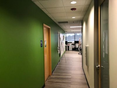 Commercial Office Painting by CertaPro Painters of Boulder - Longmont, CO