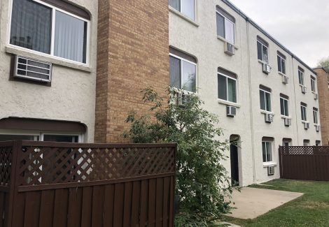 38th Street Multi Family Complex Painting Project