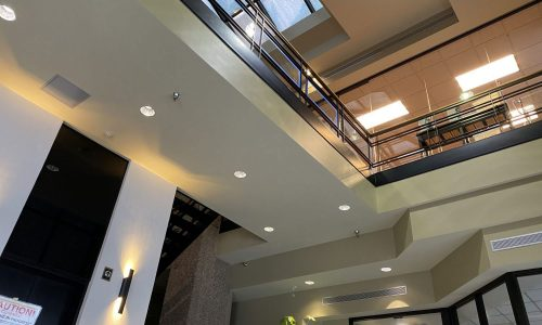 Boulder Office - Interior Office Painting Service - Staircase