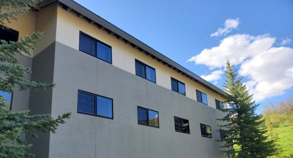University Dormitory Painting & Stucco Repair Project