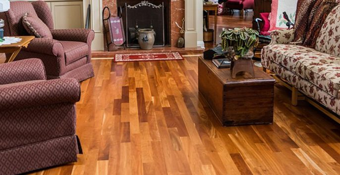 Check out our Custom Wood Flooring