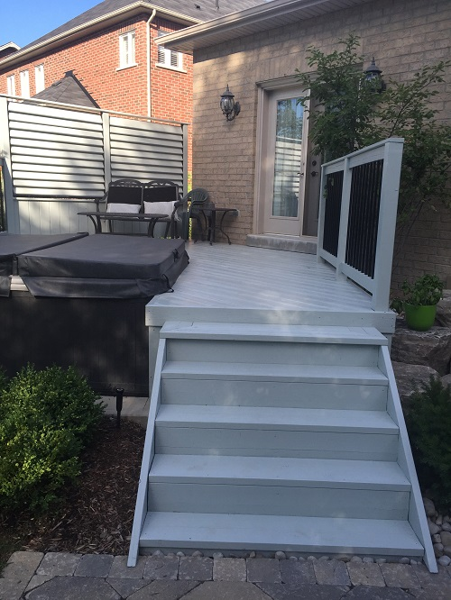 Exterior painting by CertaPro house painters in Caledon, ON