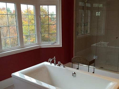 Interior house painting by CertaPro painters in Brampton and Mississauga East, ON