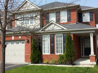 Exterior painting by CertaPro house painters in Brampton, ON