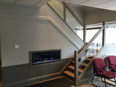 Commercial Office/Retail painting by CertaPro house painters in Ontario
