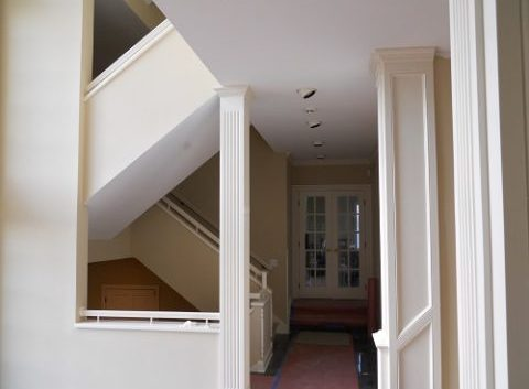 Interior painting by CertaPro house painters in Monmouth County