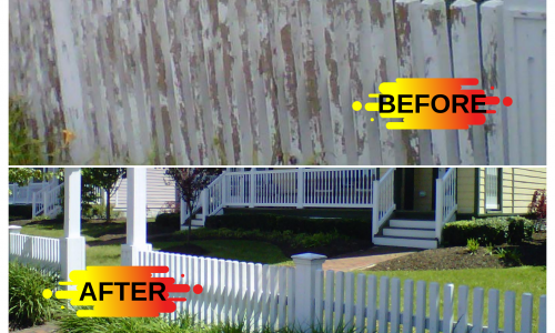 Wood Rot Repair & Fence Painters