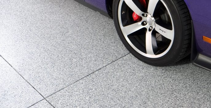 Check out our Garage Floor Epoxy Finish