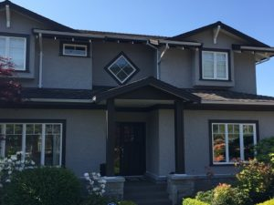 Exterior painting by CertaPro house painters in Cariboo, BC