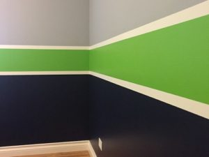 Interior painting by CertaPro house painters in Burnaby Heights, BC