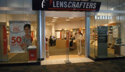 Lens Crafters Commercial Project