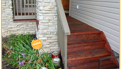 Trim and Deck Painting