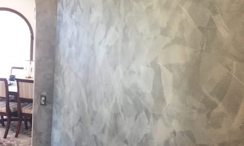 Faux Finish Painting