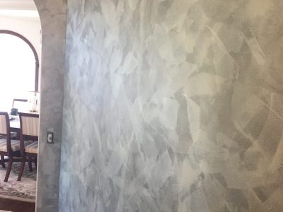 Faux Finish Painting in Canmore
