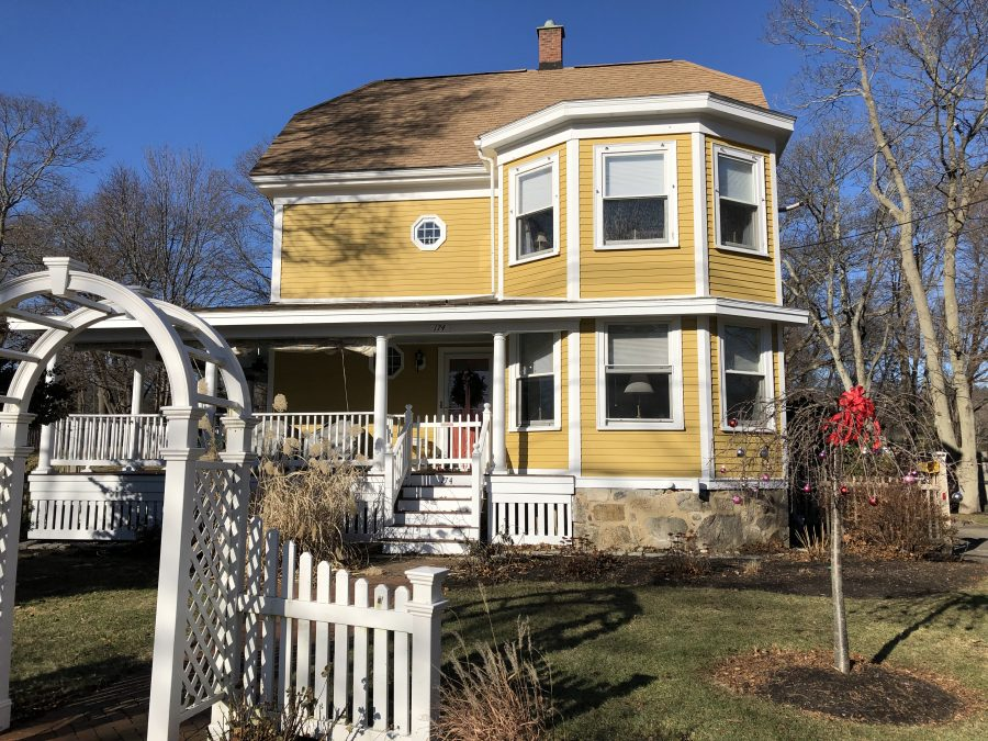 peabody exterior house painting